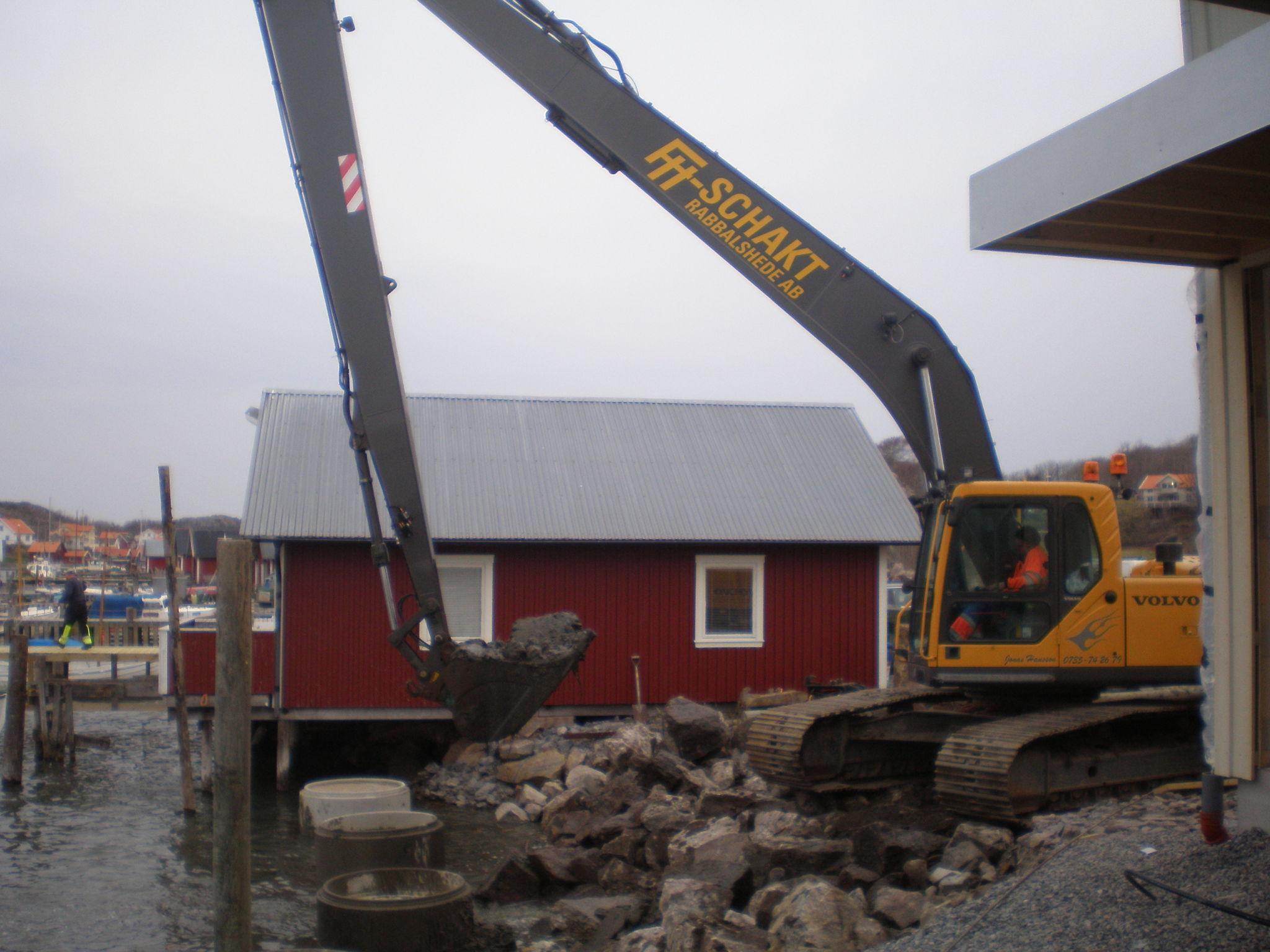 Referensprojekt Damm/Våtmarksarbeten