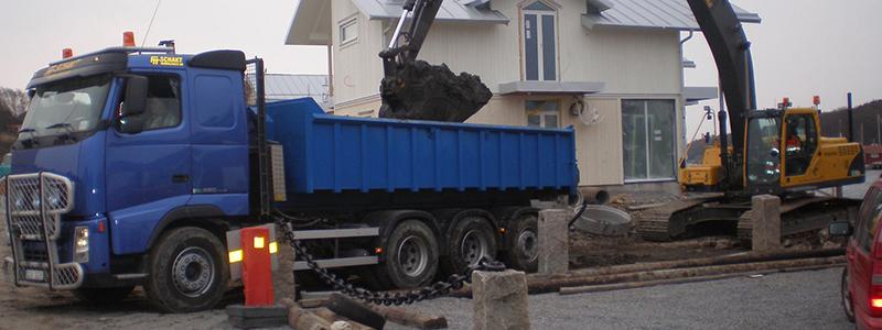 FH Schakt Transporter